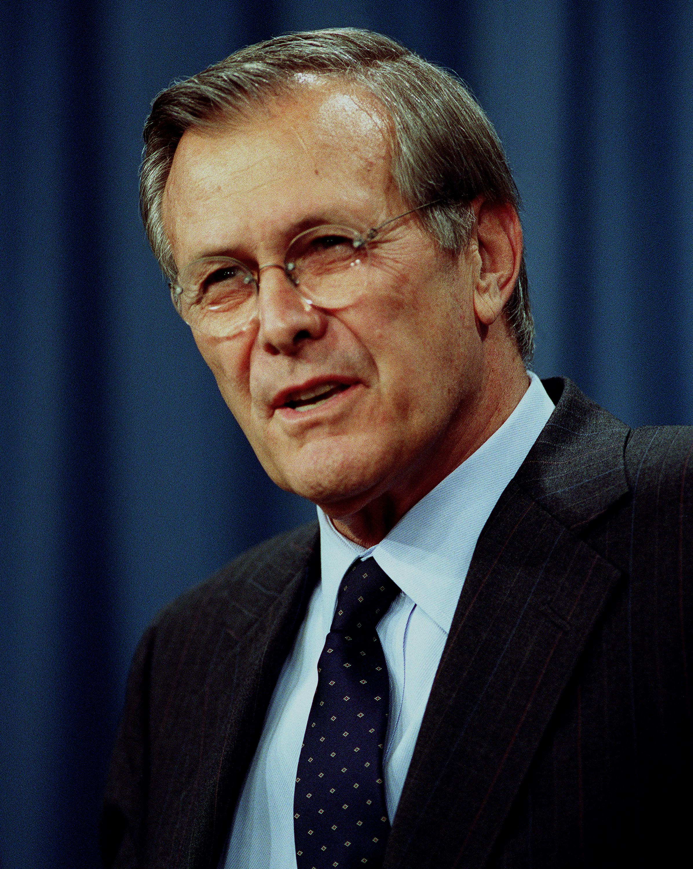 known memoir donald rumsfeld
