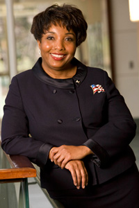 Dr. Carol Swain, author of BE THE PEOPLE