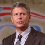 Gov. Gary Johnson, 2012 Presidential Candidate