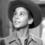 Johnny Crawford portrayed Mark McCain in THE RIFLEMAN on ABC Television
