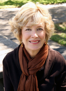 Libby Atwater, author of her memoir What Lies Within